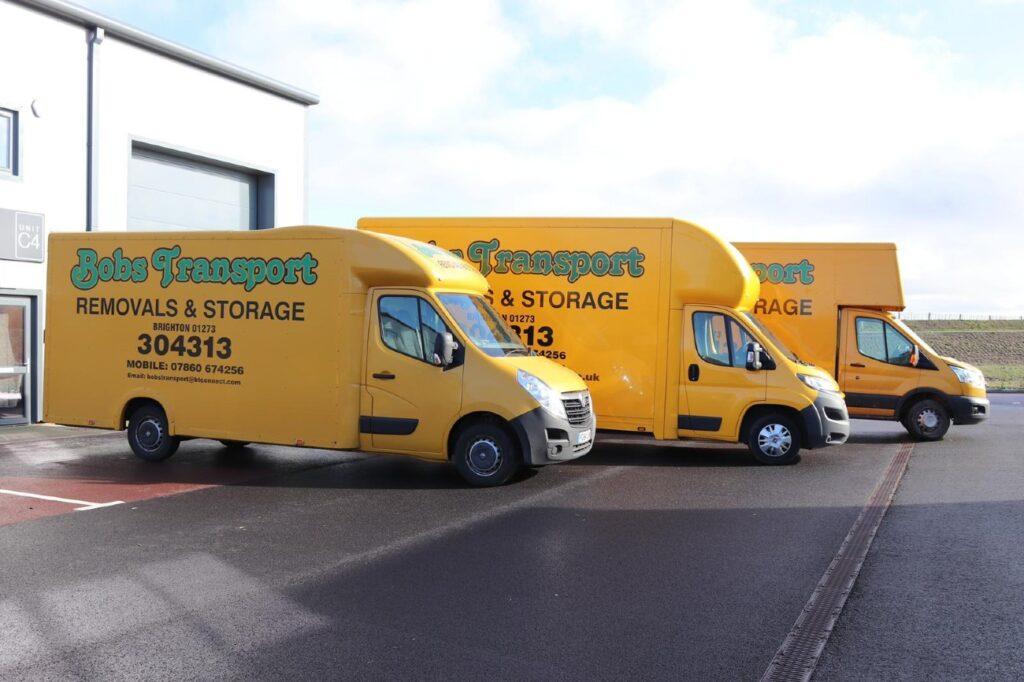 Bobs Transport - Sussex & Brighton Removals